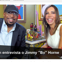 "Maura Roth entrevista Jimmy ""Bo"" Horne"