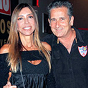 Maura Roth e Thomas Roth no show do Seal no HSBC