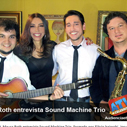 Maura Roth entrevista Sound Machine Trio